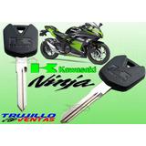 Llave En Blanco Kawasaki Ninja 300 Kawasaki 250 @tv