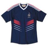 Camiseta A1 Local Futbol Seleccion Francia España Brasil