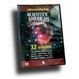 Dvd Revista Scientific American Brasil 32 Edições Especiais