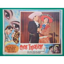 Christiane Martel Ojos Tapatios Original Cartel De Cine