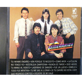 Los Temerarios - 15 Super Exitos Volumen. 1