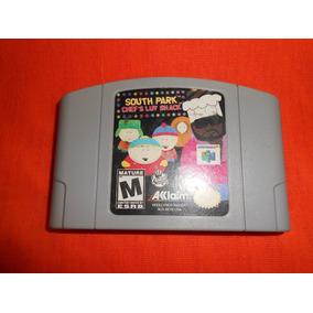 Nintendo 64 South Park Chef´s Luv Shack