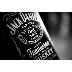 Carteles Antiguos Chapa Gruesa 60x40cm Jack Daniels Dr-076