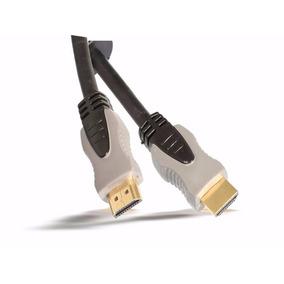 Cabo Hdmi 1080p 24k Gold Full Hd Tv Monitor Led Lcd Ps3 Xbox