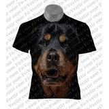Camiseta Personalizada - Rottweiler
