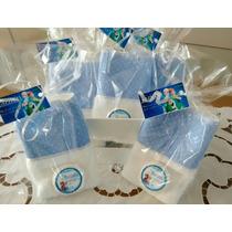 Toallita Y Jabón Personalizado Souvenirs, Nacimiento,cumple