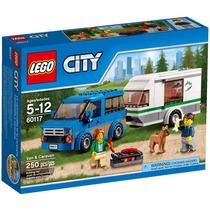 Lego City 60117 Camioneta Y Caravana Original Mundo Manias