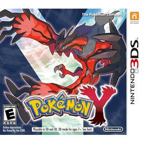 Pokemon Y   Nintendo 3ds / 2ds   Fisico   Original  