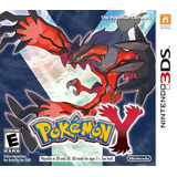 Pokemon Y | Nintendo 3ds / 2ds | Fisico | Original |