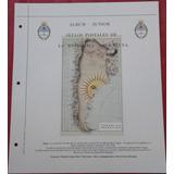 Album Junior De Argentina Carpe Diem 1856/1984 (146 Hojas)