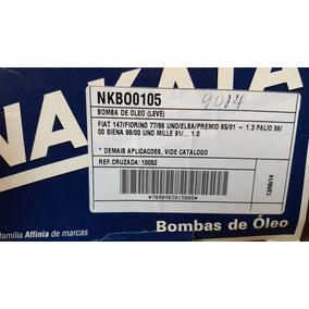 Bomba Óleo Fiat 147/fiorino/uno/elba/premio