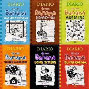 Diario De Um Banana - Vol 6 Ao 11 - Capa Dura - Jeff Kenney