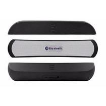 Caixa Som Portatil Bluetooth 6w Iphone Ipad Sd Usb Radio Fm