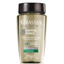 Kerastase Capital Force Regulador Cabello Graso