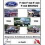 Diagramas Sistema Electrico Ford Bronco F100 F150 F250 F350