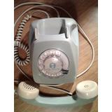 2 Teléfono A Disco Vintage - Antiguo Años