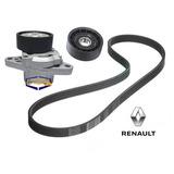 Kit Correia Alternador Tensor Renault Scenic 2.0 16v 01/11