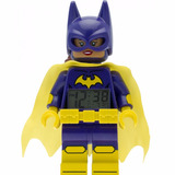 Lego Batman Movie Batgirl Despertador Diego Vez