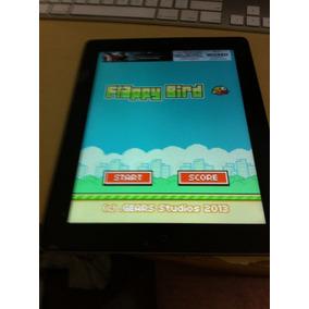Ipad 3 4g C/ Flappy Bird 64gb Raridade