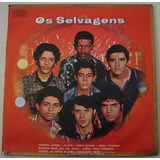 Lp - Os Selvagens - Juro -1970