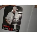 Marylin Manson - Poster De 79 Cm De Largo X 56 Cm De Ancho