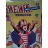 Memin Pinguin Regresa #1, Ed 2011, Editorial Vid