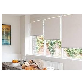 Cortinas Roller Black Out Completas 1.8 X 2.2mt E-roll M1820