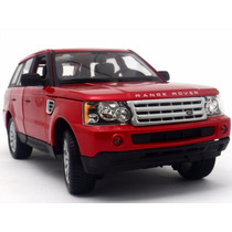 1:18 Range Rover Sport Metalico Coleccion Land Rover