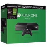 Consola Xbox One 500gb + 3 Meses Live Gratis Reconstruida