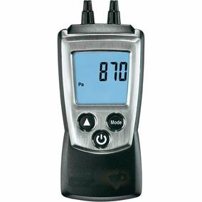 Manómetro Digital Portátil Para Medir Presión Diferencial