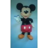 Mickey Mouse Y Mini M En Masa Flexible Para Tortas Y Mas