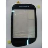 Lente Vidro Touch Tela Motorola Moto Tv Ex139 Original Nova