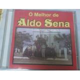 Cd Aldo Sena Guitarradas Melhor Da Lambada Lacrado Original