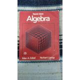 Libro Algebra De Sobel Y Lerner