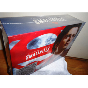 Boxset Smallville. La Serie Completa Temporadas 1-10 En Dvd