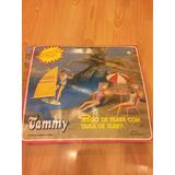 Muñeca Tammy ( Accesorios) Juego De Playa Con Tabla W Surf