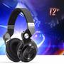 Fone De Ouvido Bluedio T2 Estéreo Bluetooth V4.1 Turbine