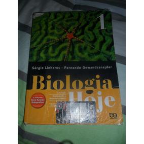 Biologia Hoje Vol. 1 Sérgio Linhares E Fernando Gewansdsznaj