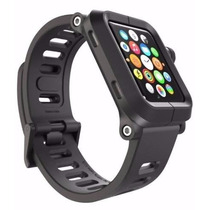 Pulseira Epik Lunatik P/ Relogio Apple Watch 42mm Preto