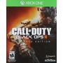 Videojuego Call Of Duty Bo 3 Harden Xbox One Activision