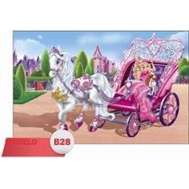 Painel Para Festa Aniversário Barbie Vários Modelos