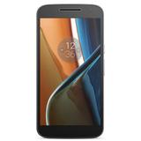 Smartphone Motorola Moto G4 Xt1626 16gb 4g Android 6.0 Preto