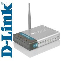 Roteador Wireless Dlink Di-524 150mbps Lacrado A P/ Entrega