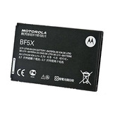 Bateria Motorola Bf5x Defy Milestone 3 Mb525 Modelo Snn5877a