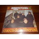 Vinilo Quilapayun Cueca De La Libertad