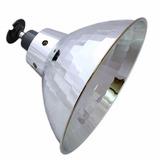 Lampara Industrial Aluminio Galpon Campana De 16 Pulgadas