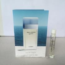 Amostra Dolce & Gabbana Light Blue Original Mini 1.5 Ml