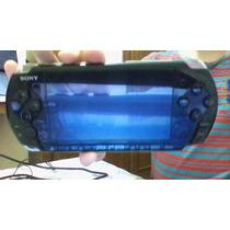 Psp 3001 Desbloqueado+jogos+carregador 8gb Memory Stick Dual