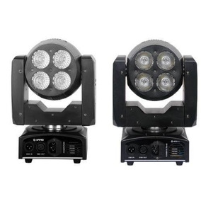 Tecshow Alfie Xl Cabezal Movil Doble Beam Y Wash Led Osram