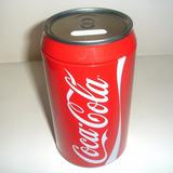 Alcancía Lata Coca Cola Jretro70
